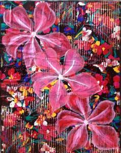 Fabric Garden III