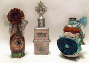 JLeigh Designs_Small Altered Bottles_sm